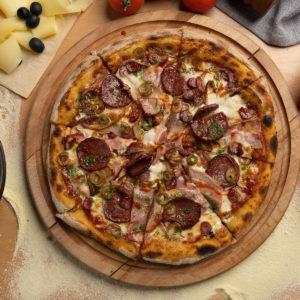 замовити піцу з доставкою